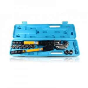 Lugs Crimping Tool EP-510 for Cu 50-400mm², crimping force of 130KN for compression lugs to copper, aluminum conductors