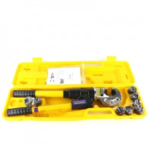 Hydraulic Cable Crimping Tool EP-410 for pressing Cu/Al terminals 16-300mm²