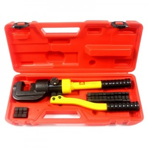 Hydraulic Crimping Plier YYQ-120A Hexagon Crimping Tool with C Type Range 10-120mm²