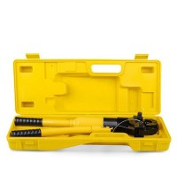 Plumbing Clamping Tool Kit PEX-1632 is used for REHAU HIS 311 water plumbing system
