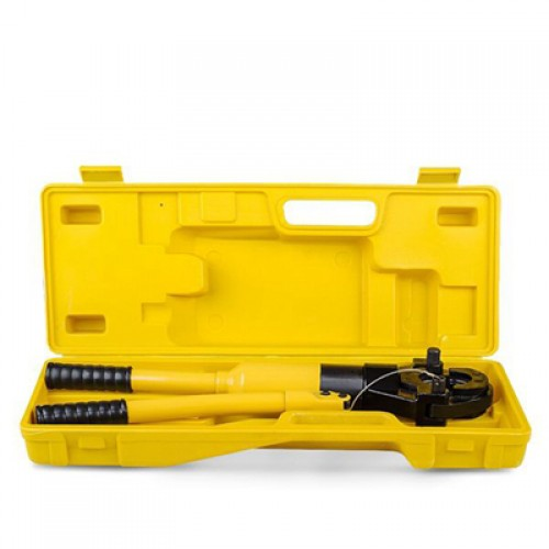 Hydraulic Plumbing Installation Tool CW-50 for connecting PEX, PB fittings and pipes