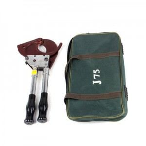 Manual Wire Cutter J75 for Copper& aluminum in Armored cable smaller than 3X 120mm²