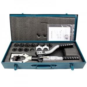 Multi Hydraulic Power Tools HT-60UNV, cut, punch, crimp in one tool for Cu 16-300mm², Al 10-240mm²