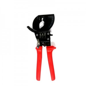 Ratcheting Cable Cutter TCR-325 for copper& aluminum cable 32mm max