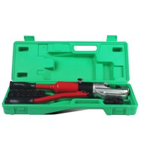 Multi-functional hydraulic crimping tool HZ-60UNV for Cu and Al