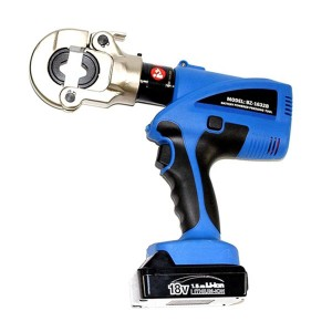 Battery Stainless Steel Pipe Crimp Tool BZ-1632B for 16-32mm