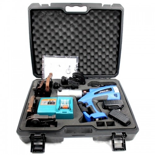 Battery Powered Plumbing Tool BZ-1550 for crimping copper, pex fittings