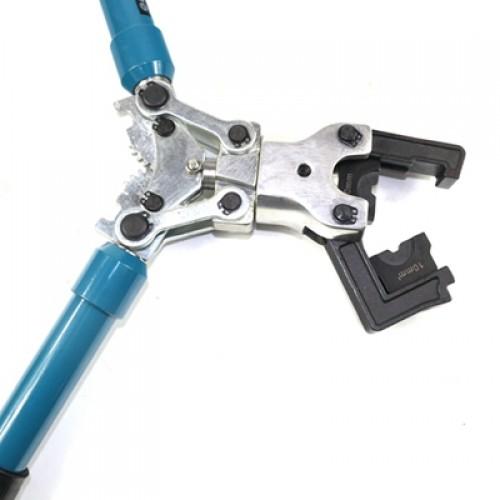 Hexagonal Mechanical Crimping Plier JT-150 range 10-150mm²