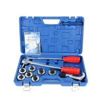 Cordless Electric Flaring Tool kit CT-E800A/ML with the scraper tube cutter