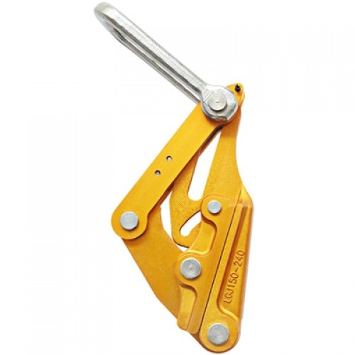 Mini Aluminum Alloy Wire Clamp Tools with high-strength aluminum alloy forging, light weight
