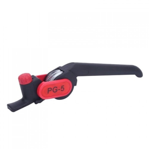 Mini Ratchet Cable Stripper PG-5 with stripping depth from 0-5mm