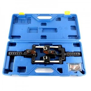 Multifunctional Manual Scrap Wire Stripper BX-90 stripping the end and the middle of the conducting wire cable knife
