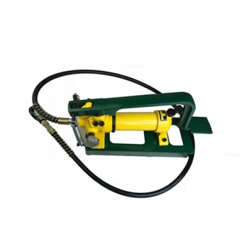 Pedal Hydraulic Oil Pump CFP-800-1 used to drive crimping head, cutting head and punch head