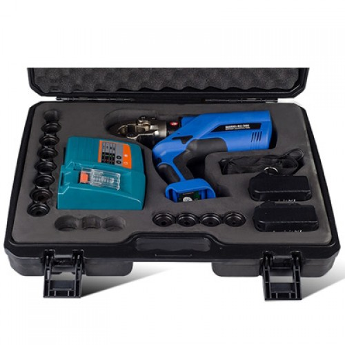 Battery Hydraulic Crimping Tool EZ-300  for Terminals Range Up To 300mm²