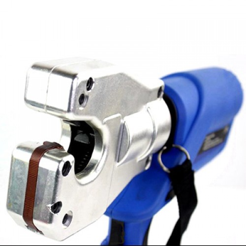 Battery Powered Wire Crimping Tool EZ-6B for copper lug and terminals