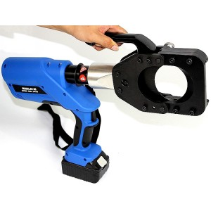 Battery Armored Cable Cutter EZ-85 for max die 85mm