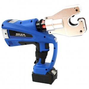 Hydraulic Battery Wire Crimper BZ-6B for copper lug and terminals