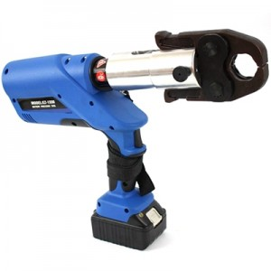 Battery Powered Pressing Tool EZ-1550 clamping force of 32KN