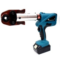 Mini Battery Electric Pipe Crimping Tool EZ-1528 for copper stainless steel pex pipe