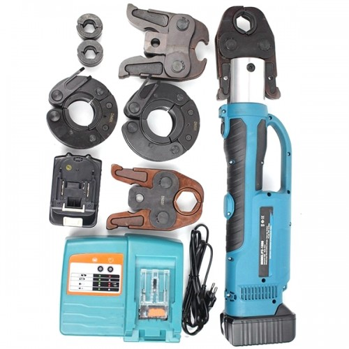 Electrical hydraulic pex crimping tool PZ-1550 for stainless steel tube