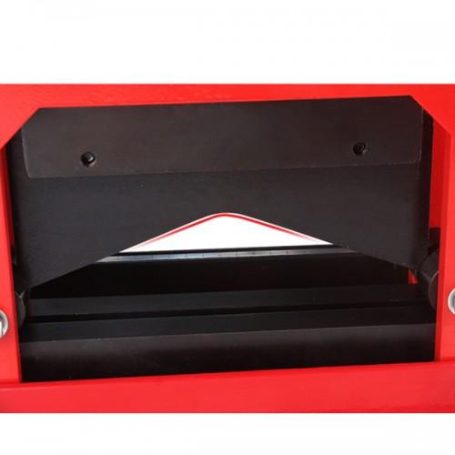 Hydraulic Busbar Cutter CWC-200V max thickness 12mm