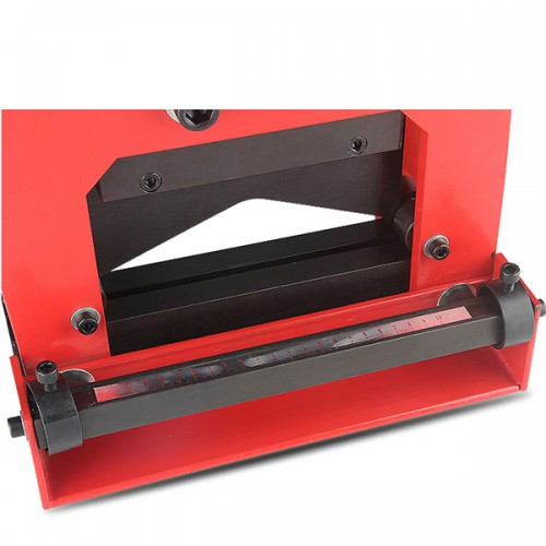 Hydraulic Busbar Cutter CWC-200V max thickness 12mm