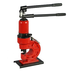 Hydraulic Busbar Hole Puncher ZCH-60 can work independently