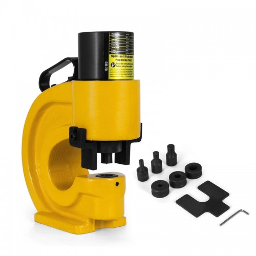 CH-70 Hydraulic Hole Punching Tool for 12mm thickness Cu/Al metal plate