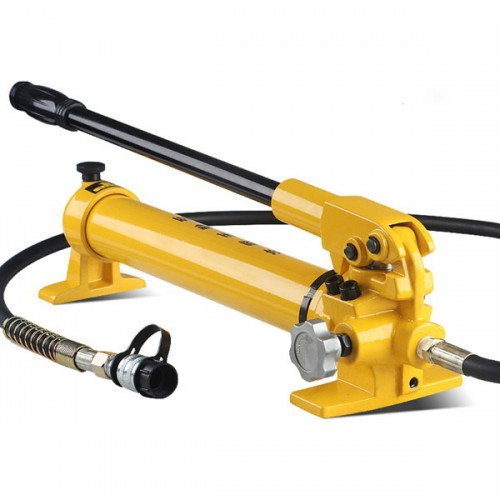 Manual Hydraulic Pump CP-700 can work with crimping, pressing and cutting heads