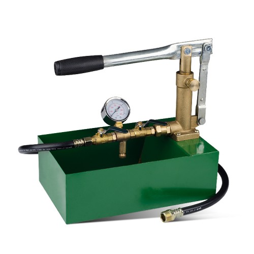 Pipe Pressure Testing Pump T-50K-P with brass valve