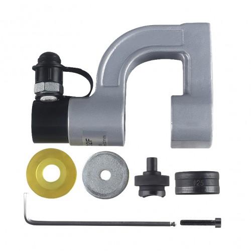 Portable hydraulic mild steel hole making tool SYD-32F