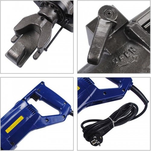 Portable rebar bending tool RB-16 range 4-16mm