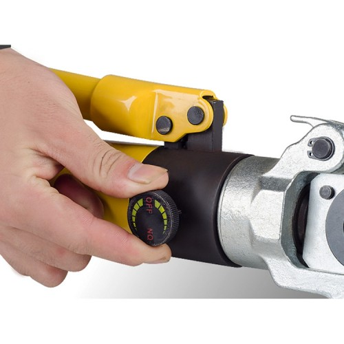 Hydraulic pipe pressing tool IG-1632 for 12-32mm pipes