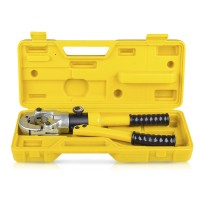 Hydraulic Hose Crimper Tool Kit IG-71500 for Barbed and Beaded Hose Fittings