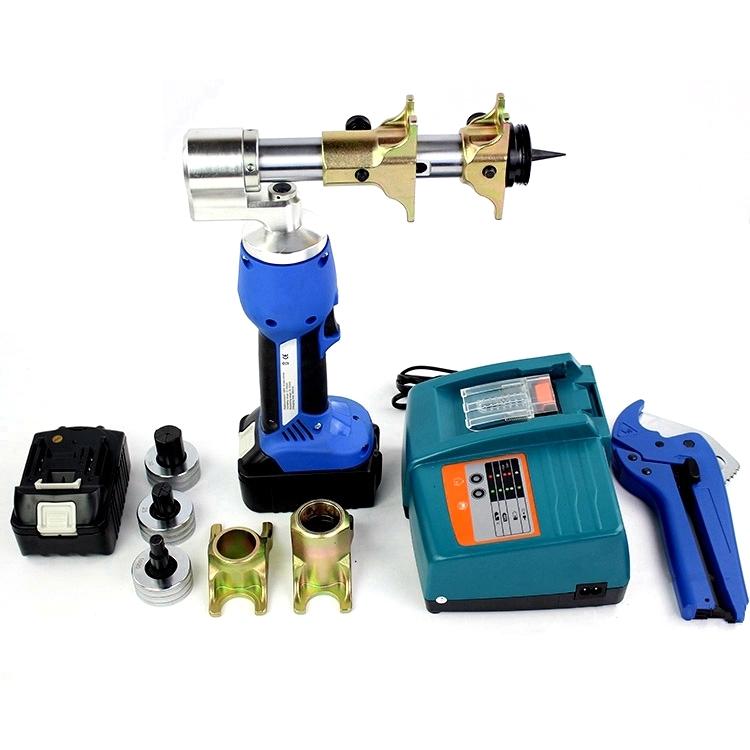 Battery pipe pressing expanding tool EZ-1240PE (5)